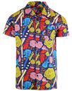 Bluebeat MADCAP ENGLAND Floral Soul Hawaiian Shirt