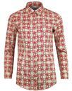 rilloby madcap england octopus penny collar shirt