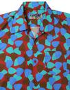Dreadnought MADCAP ENGLAND Plectrum Hawaiian Shirt