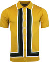 madcap england screamin jay mod panel stripe polo