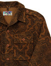 Paisley Lennon MADCAP ENGLAND 60s Mod Cord Jacket