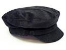 MADCAP ENGLAND JOHN LENNON BEATLE HAT CAP BLACK