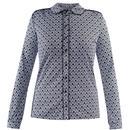 Modern Love MADEMOISELLE YEYE Art Deco Mod Shirt