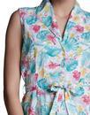 sabrina MADEMOISELLE YEYE Retro 1960s Malibu Dress
