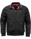 MERC 50th Anniversary Mod Harrington Jacket BLACK