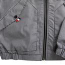 Bravo MERC Retro Mod 2-Tone Check Monkey Jacket