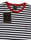 Liberty MERC Men's Retro Mod Breton Stripe T-Shirt