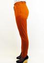 Bernice MERC Womens Retro Mod Chino Trousers