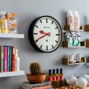 The Putney NEWGATE CLOCKS Retro 50s Station Clock
