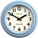 Newgate Clocks THE TELECTRIC Wall Clock Blue