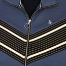 ORIGINAL PENGUIN Retro Chevron Stripe Track Jacket