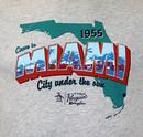 Tourist ORIGINAL PENGUIN Retro 70s Miami T-Shirt