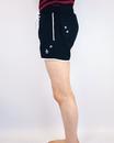 Solid Box ORIGINAL PENGUIN Retro 70s Swim Shorts B