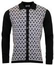 Overlook MADCAP ENGLAND Honeycomb Polo Cardigan