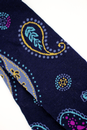 + Tianna PANTHERELLA Knee High Paisley Socks (N)
