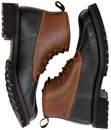 Gioduck PAOLO VANDINI Retro Handcrafted Duck Boots
