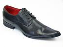 Veer1 Leather PAOLO VANDINI Mod Winklepicker Shoes