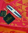 PENDLETON Retro 1960s Aztec Surf Bandana Towel