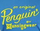 ORIGINAL PENGUIN Retro Script Logo Mod T-shirt BS