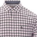 ORIGINAL PENGUIN Retro Mod Tattersall Check Shirt