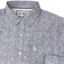 ORIGINAL PENGUIN 10 Pin Bowling Chambray Shirt