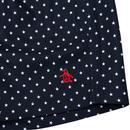 ORIGINAL PENGUIN Star Print Volley Swim Shorts