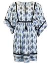PEPE JEANS RETRO 60s BOHO KAFTAN DRESS