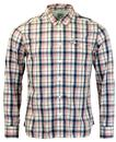 Aiaku PEPE JEANS Retro Mod Laundered Check Shirt