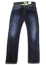 Cash PEPE Retro Mod Slim Dark Blue Indie Jeans N13
