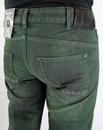 Swanley PEPE Retro Coated Indie Skinny Jeans (DG)