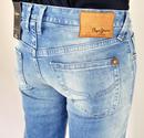 Hatch PEPE Retro Stonewash Slim Leg Indie Jeans