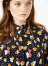 Helm PEPE JEANS Retro 70s Vintage Shirt Dress