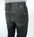 Cash PEPE Retro Mod Slim Leg Indie Denim Jeans SB