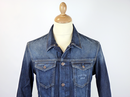 Legend PEPE JEANS Retro Indie Mod Denim Jacket