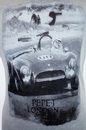 Pegasus PEPE JEANS Retro Vintage Racing Car Tee