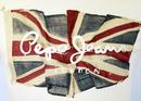 Flag Logo PEPE JEANS Retro Union Jack T-Shirt (N)