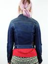 Mikas PEPE JEANS Womens Retro 70s Denim Jacket