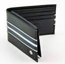 PETER WERTH RETRO STRIPE BOXED WALLET MENS GIFTS