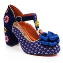 poetic licence heeled shoes adore me navy
