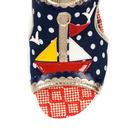 Sail Away POETIC LICENCE Retro Nautical Sandals