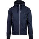 original penguin hooded ratner jacket dark sapphire