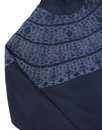 Abbott PRETTY GREEN Indie Knitted Roll Neck Jumper