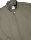 Dalton PRETTY GREEN 60s Mod Harrington - Khaki