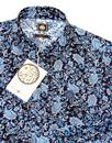 Offshore PRETTY GREEN Ditsy Floral Paisley Shirt
