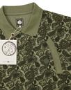 Ryder PRETTY GREEN 60s Mod Signature Paisley Polo