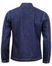 Sandmead PRETTY GREEN Retro Mod Denim Jacket
