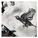 PRETTY GREEN X THE BEATLES Retro Blackbird Scarf