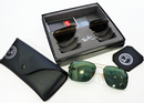 RAY-BAN CHANGEABLE LENS SUNGLASSES RETRO MOD GIFTS