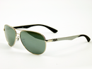RAYBAN TECH CARBON AVIATOR RETRO SUNGLASSES 70S