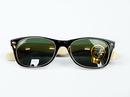 Ray-Ban New Wayfarer Retro Mod 2-Tone Sunglasses B